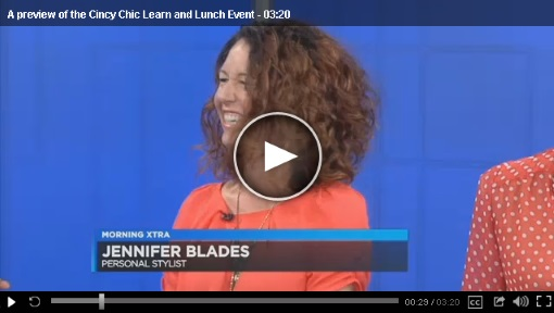 Fox 19 Interview Jennifer Blades Personal Stylist Fashion Consultant Cincinnati Ohio