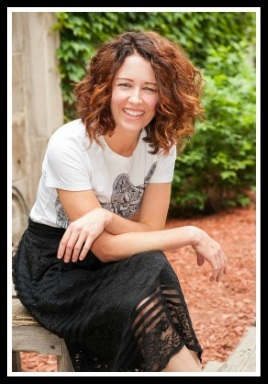Jennifer Blades Portrait Pic Personal Stylist Fashion Consultant Cincinnati Ohio