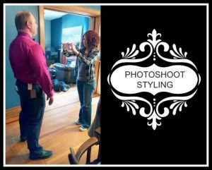 Photoshoot Styling  Jennifer Blades Personal Stylist Fashion Consultant Cincinnati Ohio